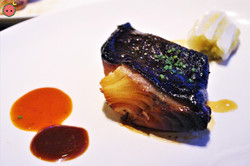 Black Cod Gui - Baekkimchi, chive, bean paste