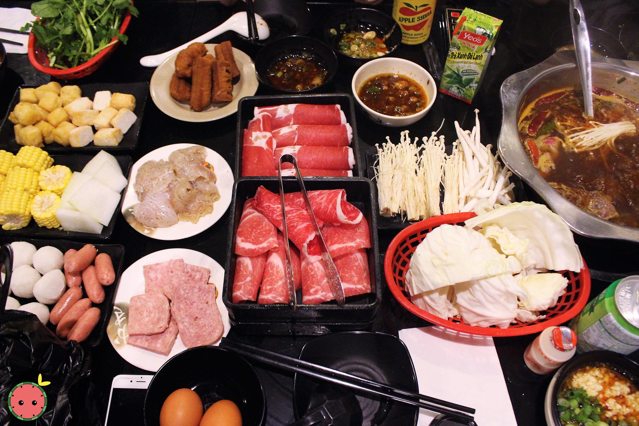 Hou Yi spread
