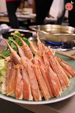 Kani-Suki Crab Legs