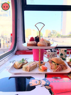 Traditional Afternoon Tea Bus Tour