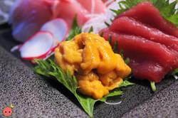 5 Kinds Sashimi Set - Uni