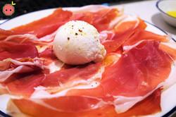 Prosciutto Di Parma with House-Made Mozzarella