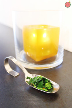 Seasoned Spinach