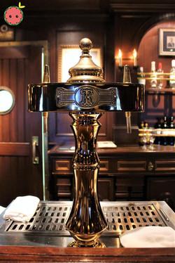 The Teddy Roosevelt Lounge Beer Dispenser 4