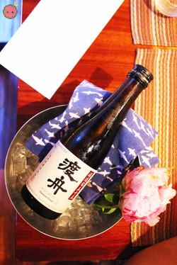 Sake - Watari Bune Junmai Ginjo 55