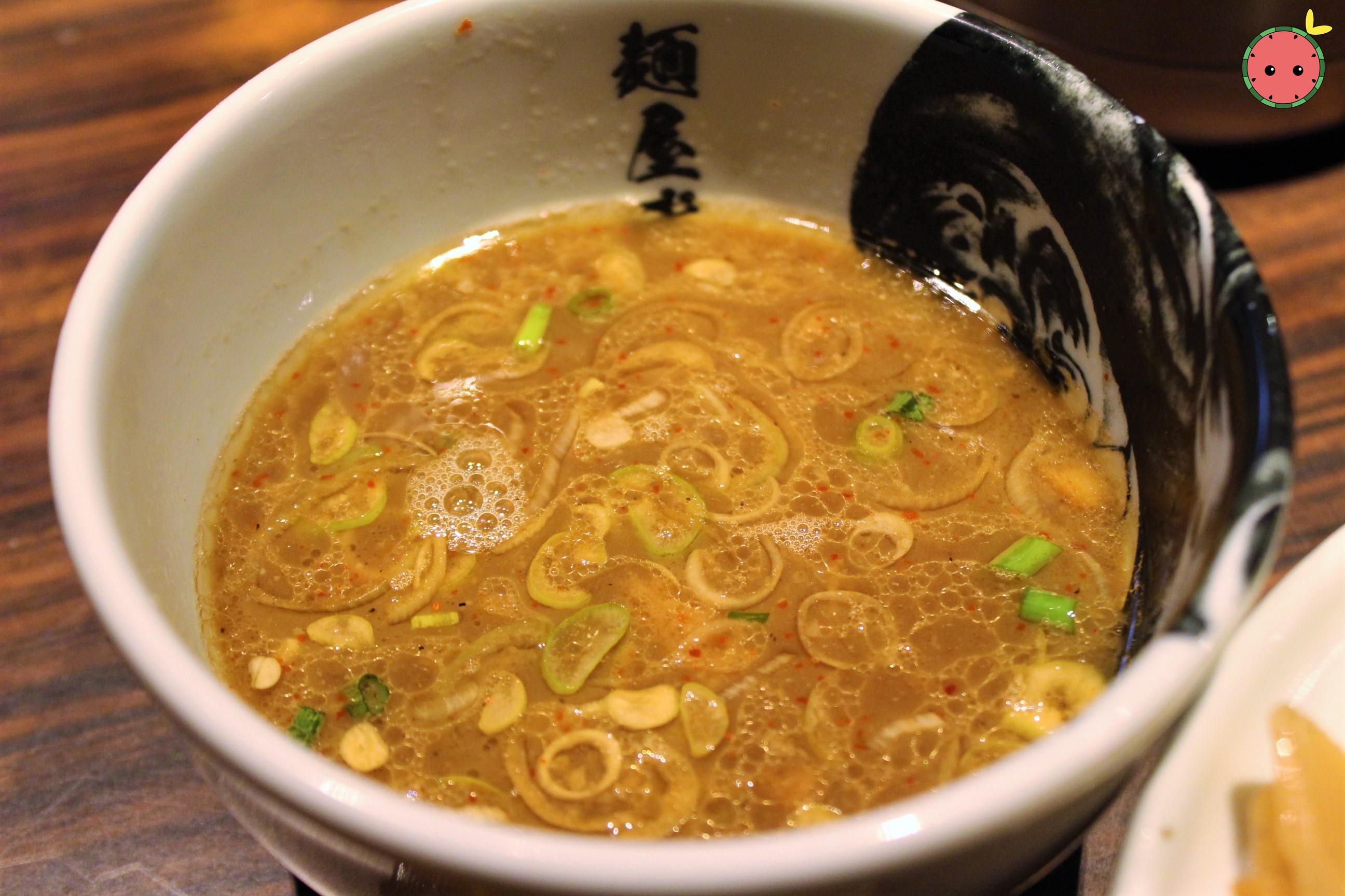 Tsukemen Soup 2