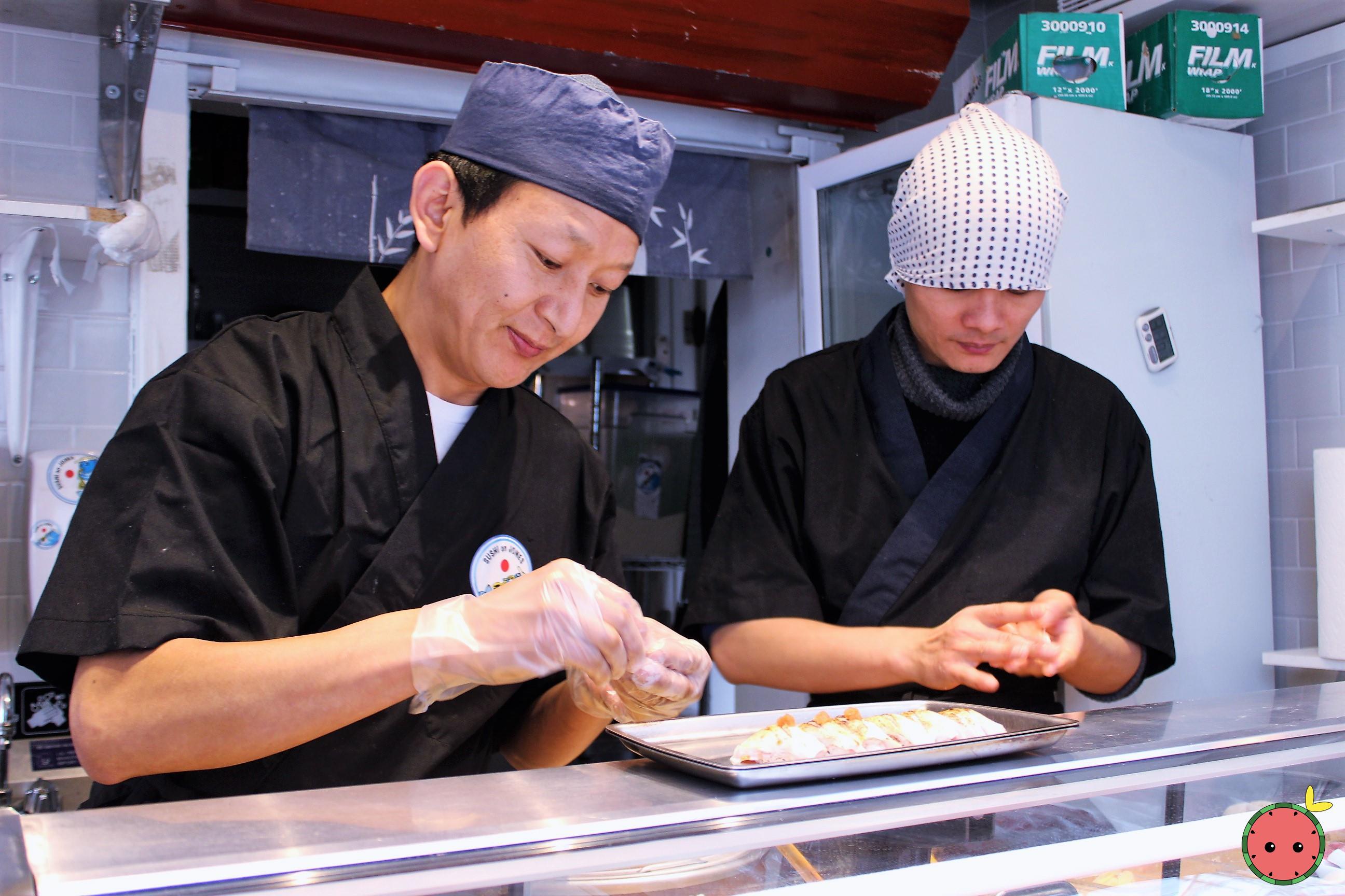 Sushi Chefs