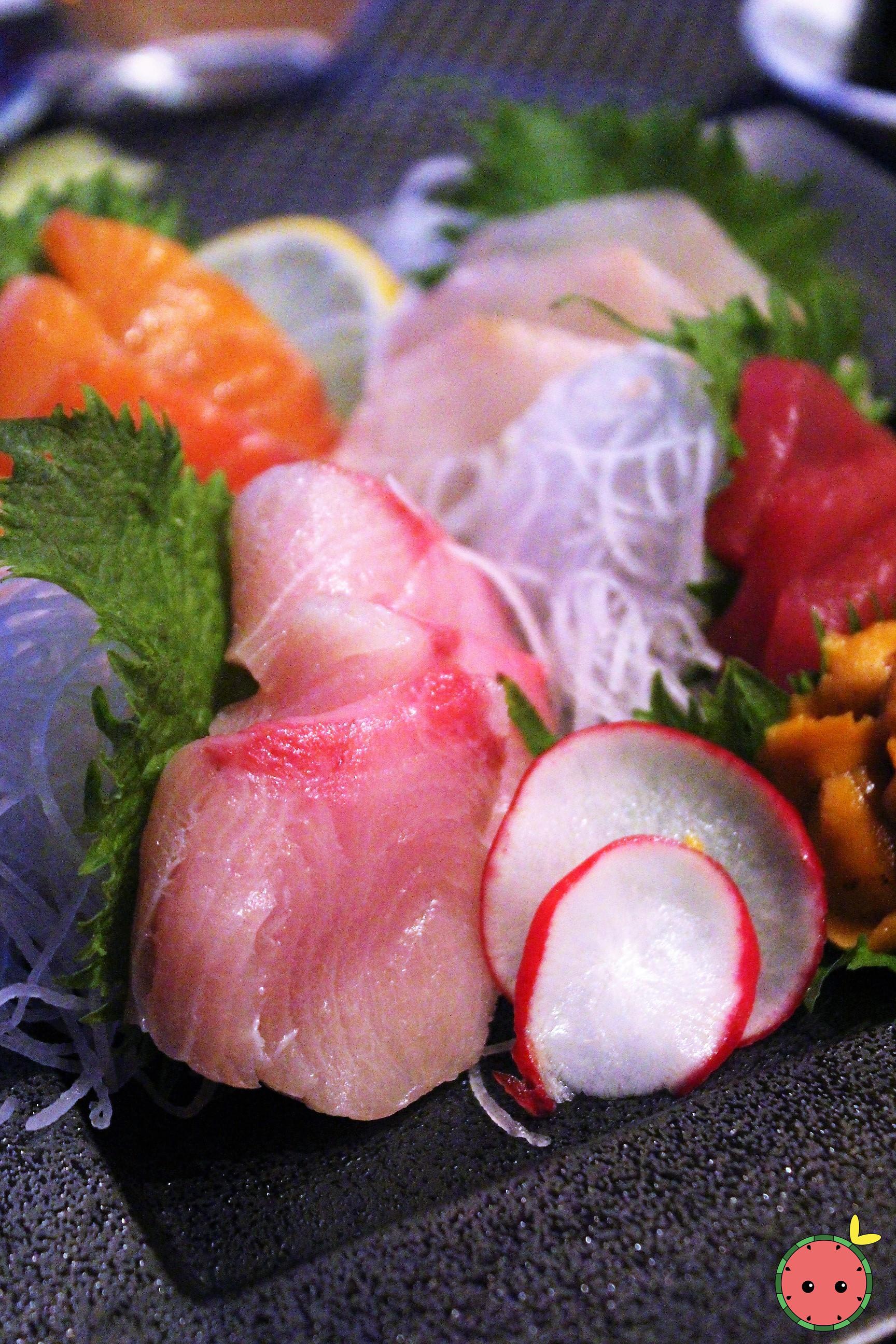 5 Kinds Sashimi Set (2)