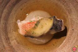 Tilefish and Shogoin Radish