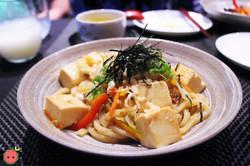 Tofu Yaki Udon