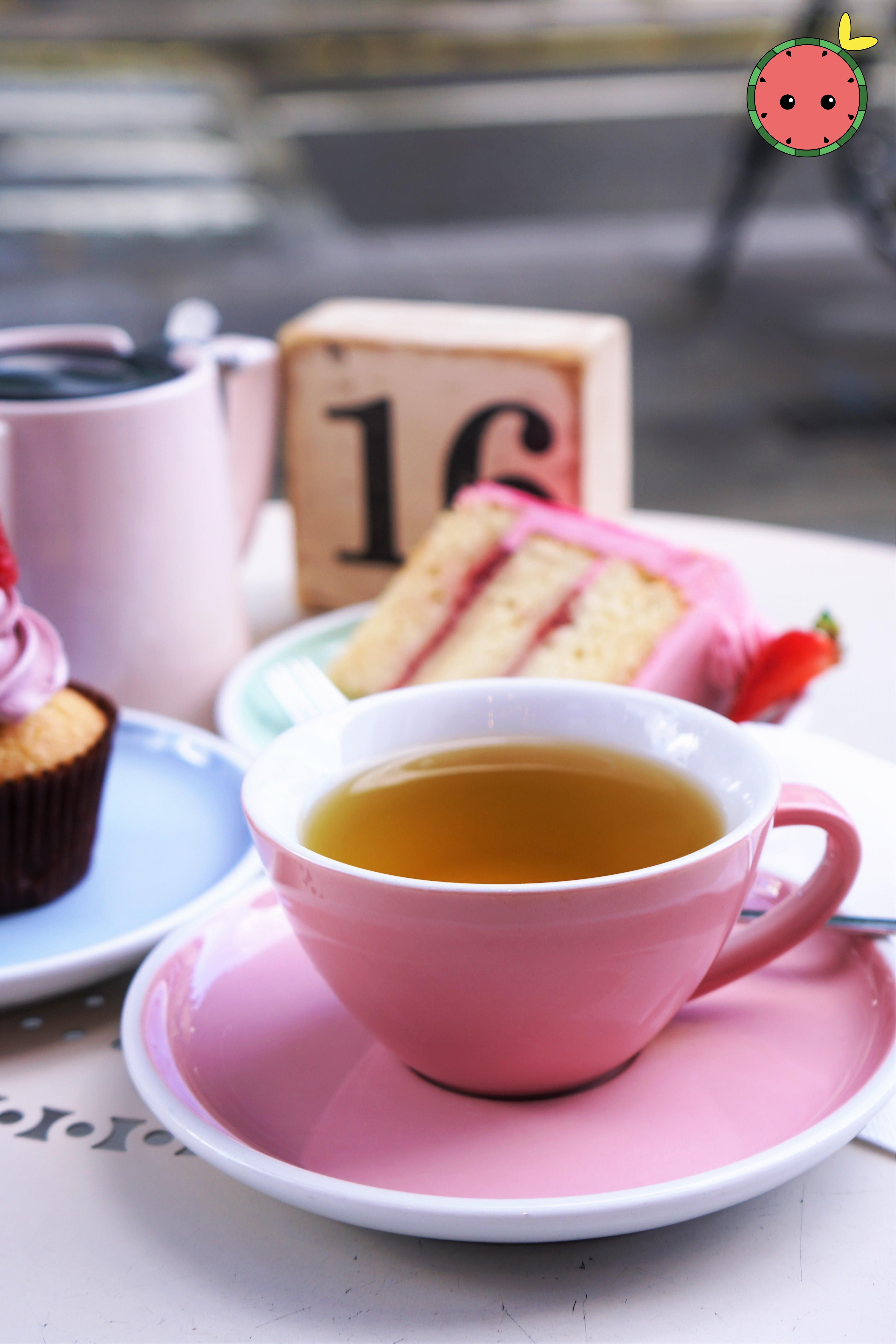 Floral Rose Tea