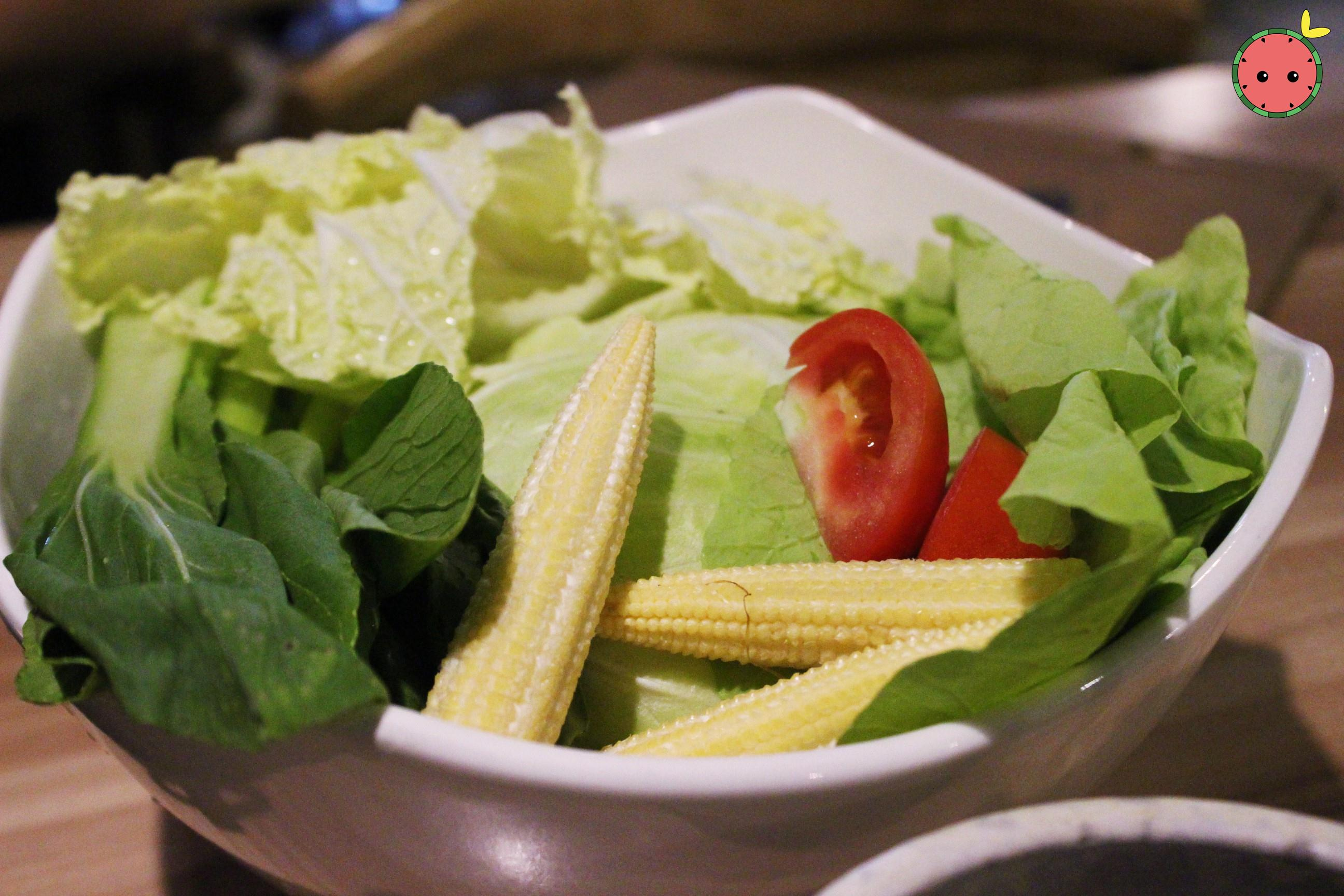 Vegetable Combo 綜合菜