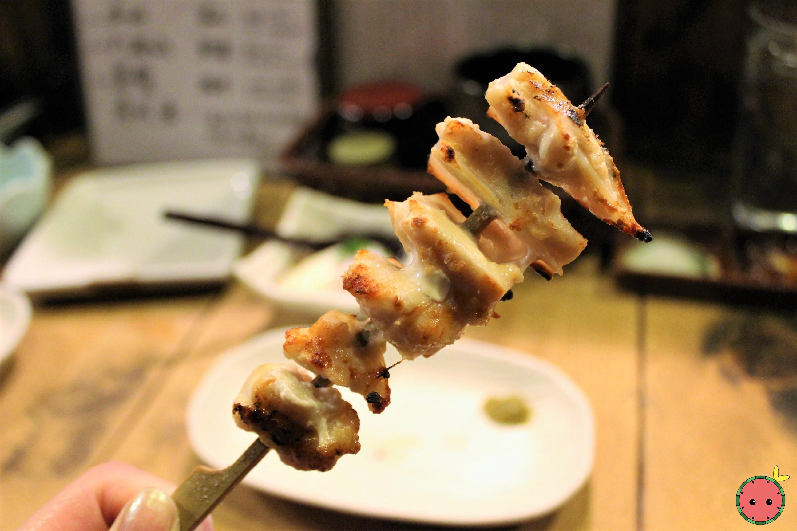 Nankotsu - Chicken Pieces with Soft Bone