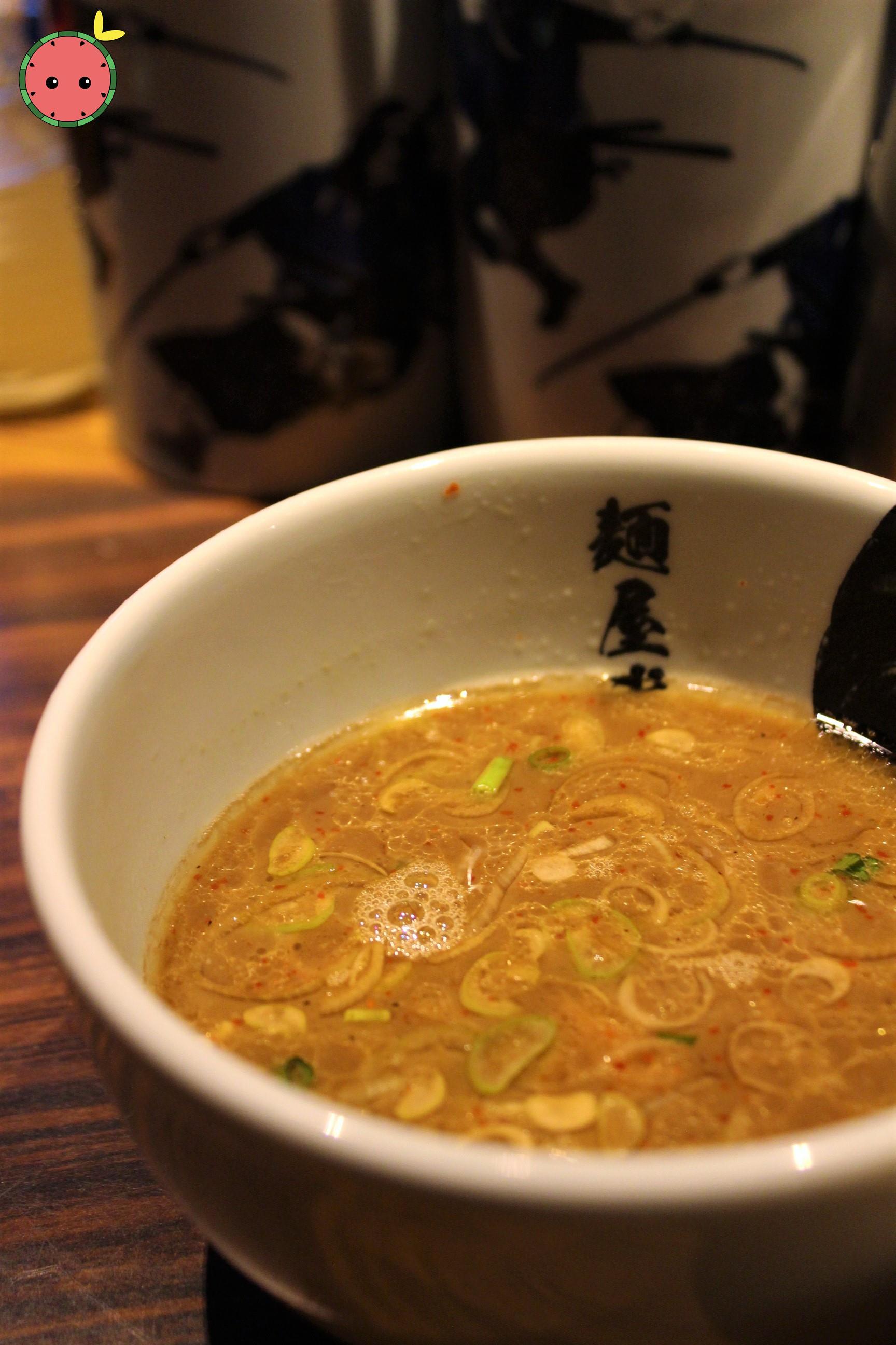 Tsukemen Soup