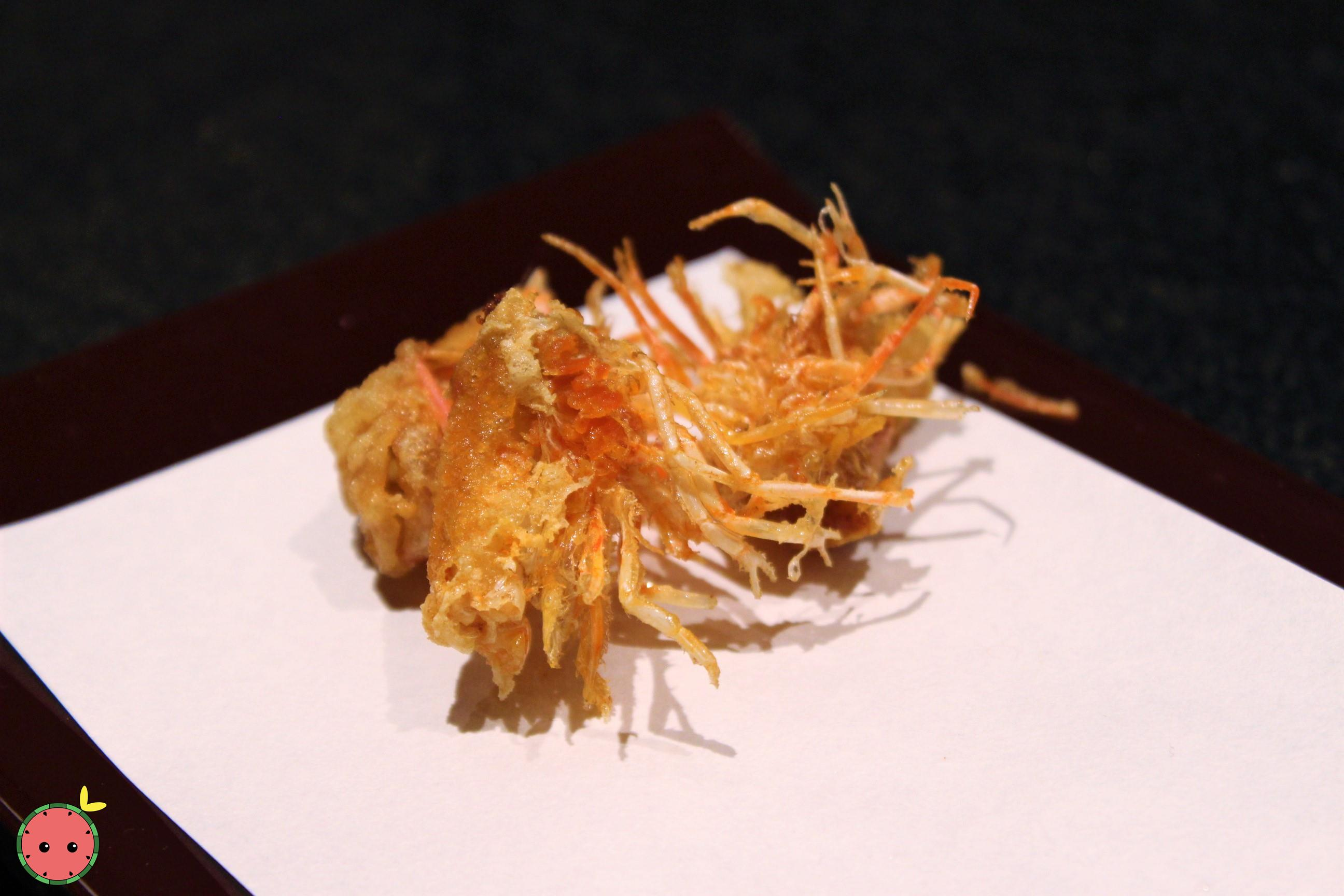 Shrimp Tempura Heads