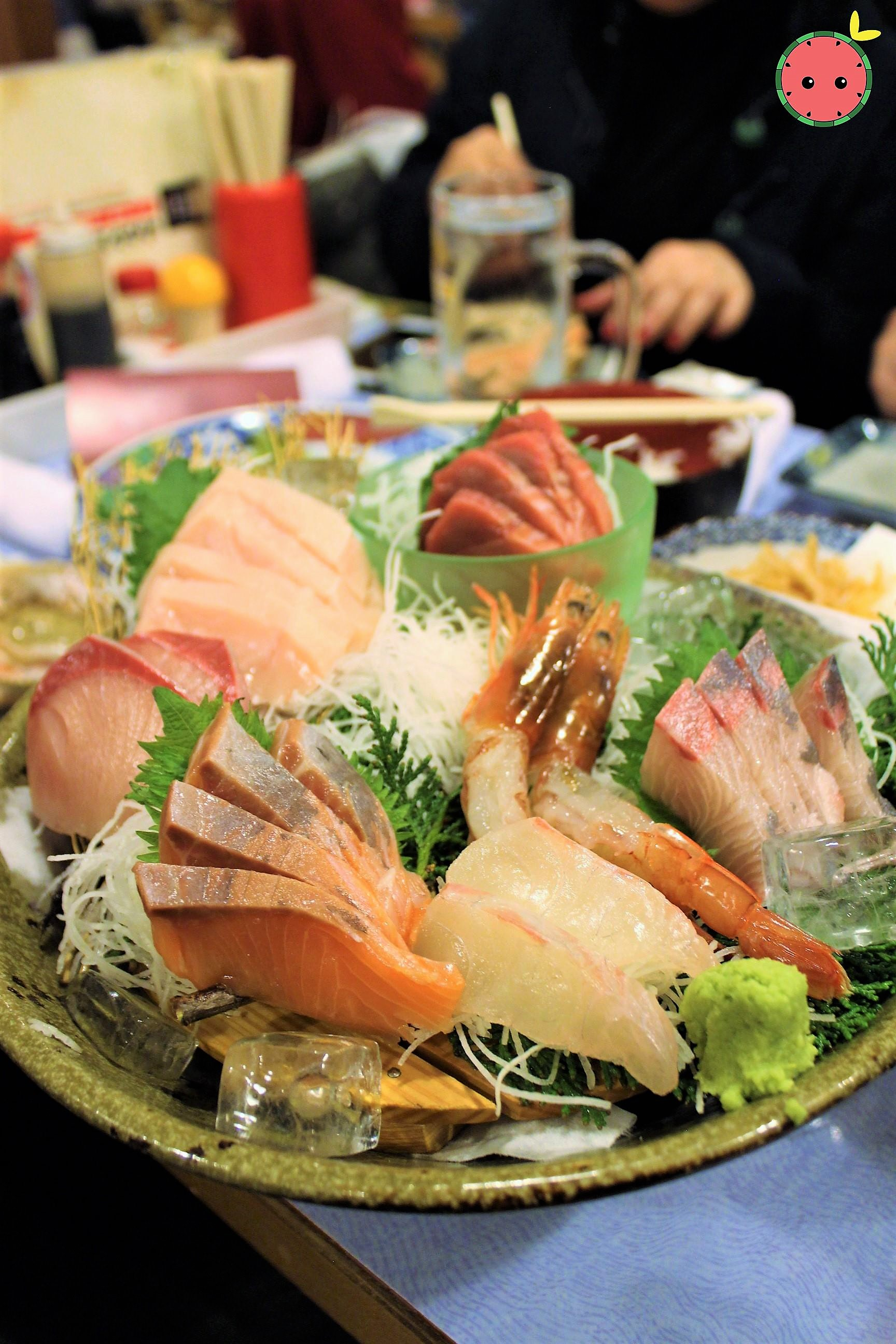 Assorted Sashimi 2