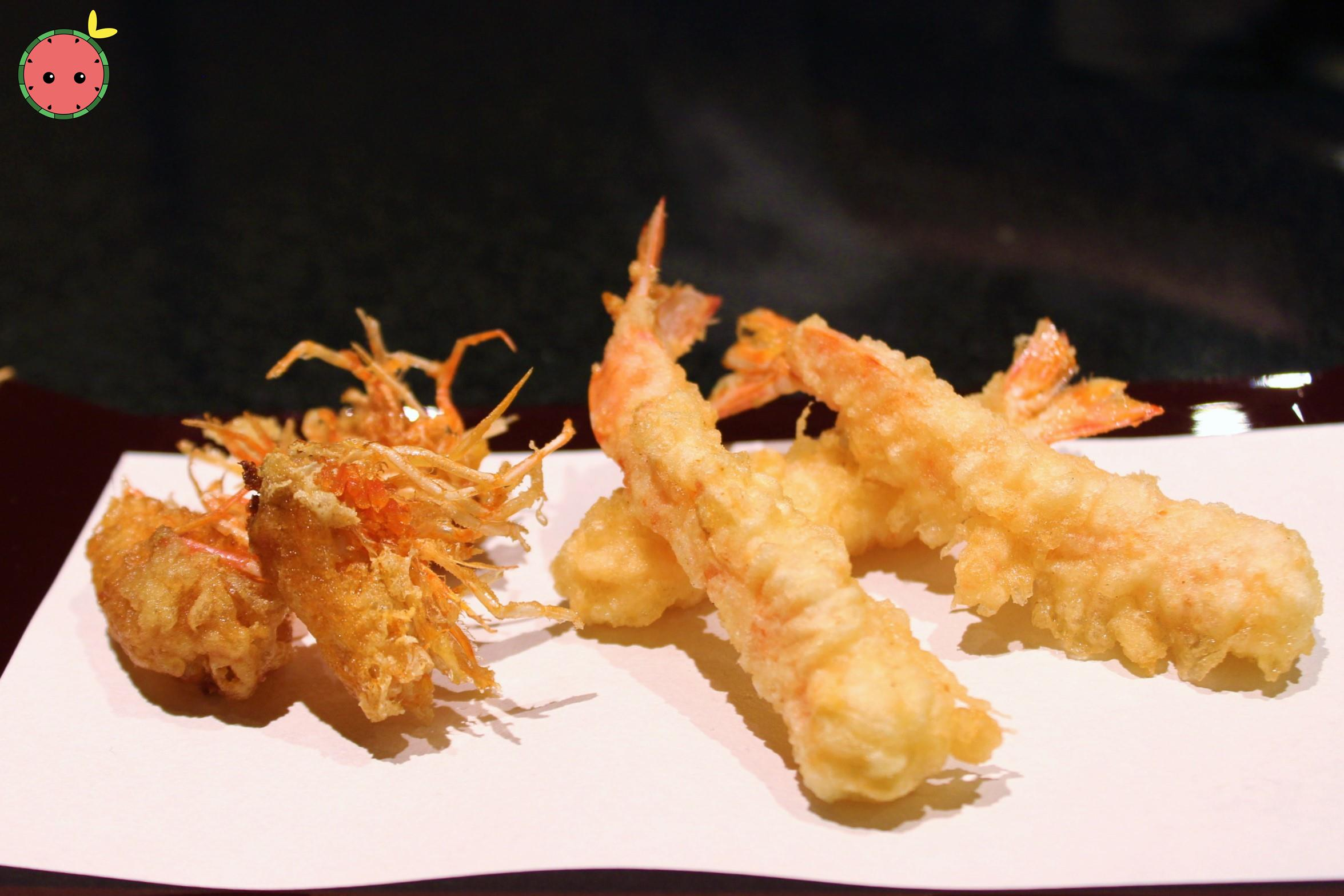 Shrimp Tempura Heads and Bodies