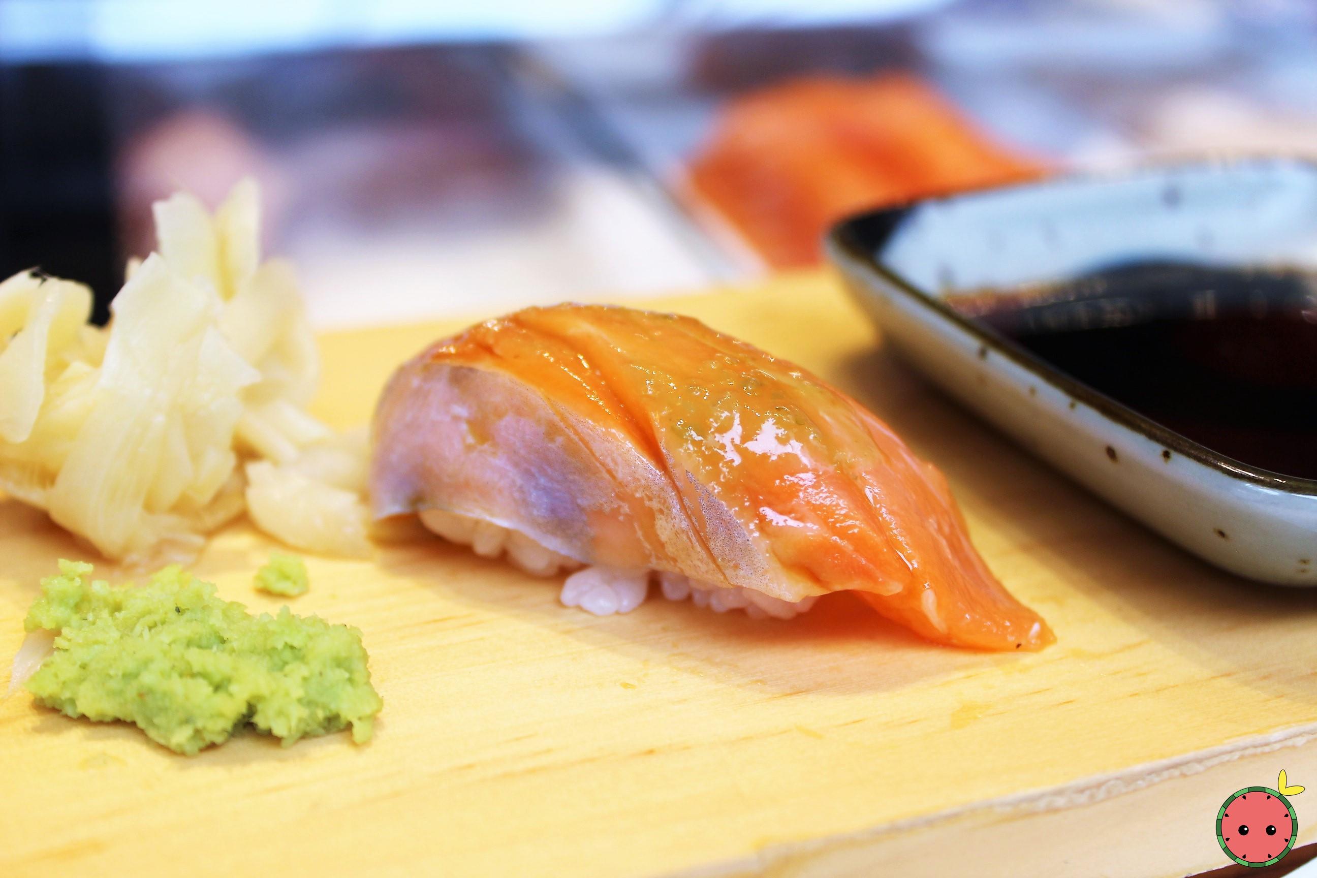 Baby Salmon