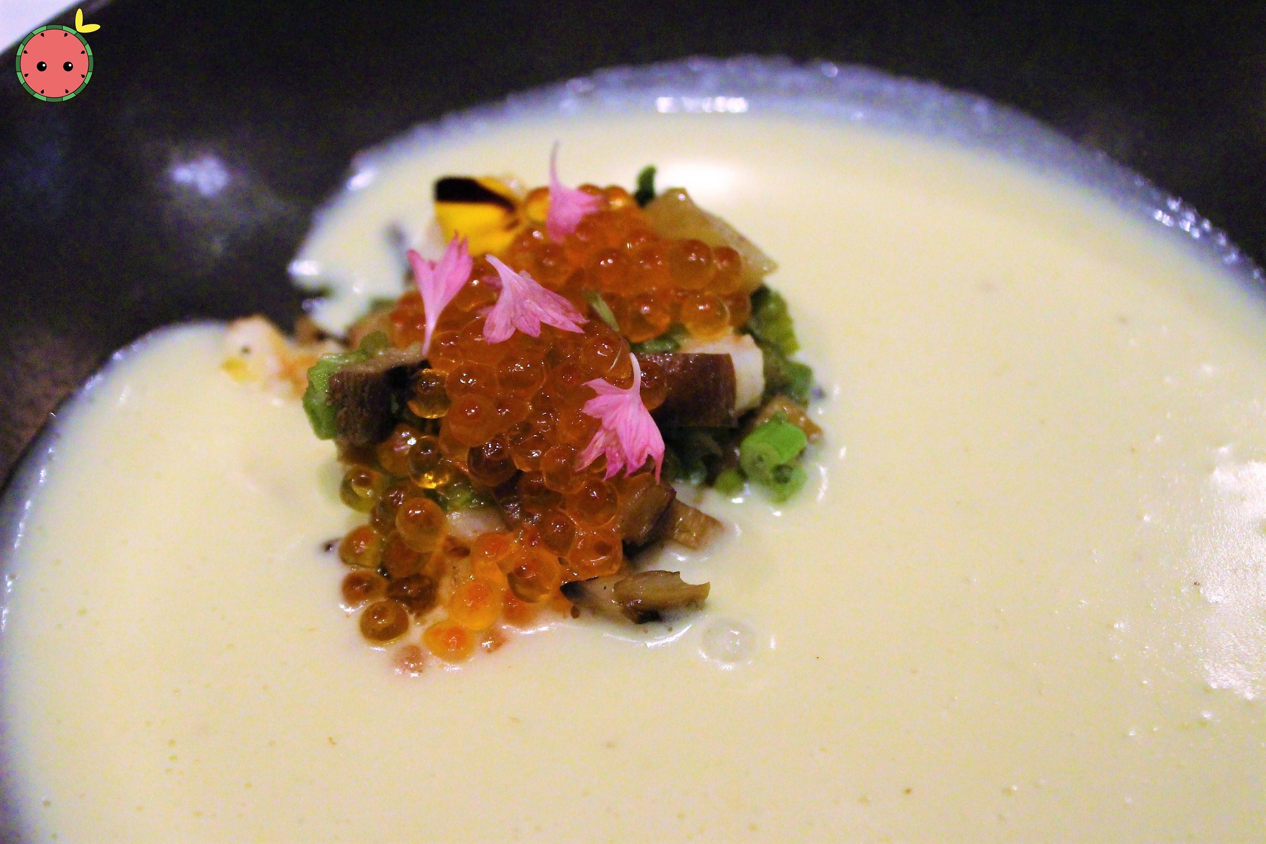 Yukon Potato-Rosemary Soup