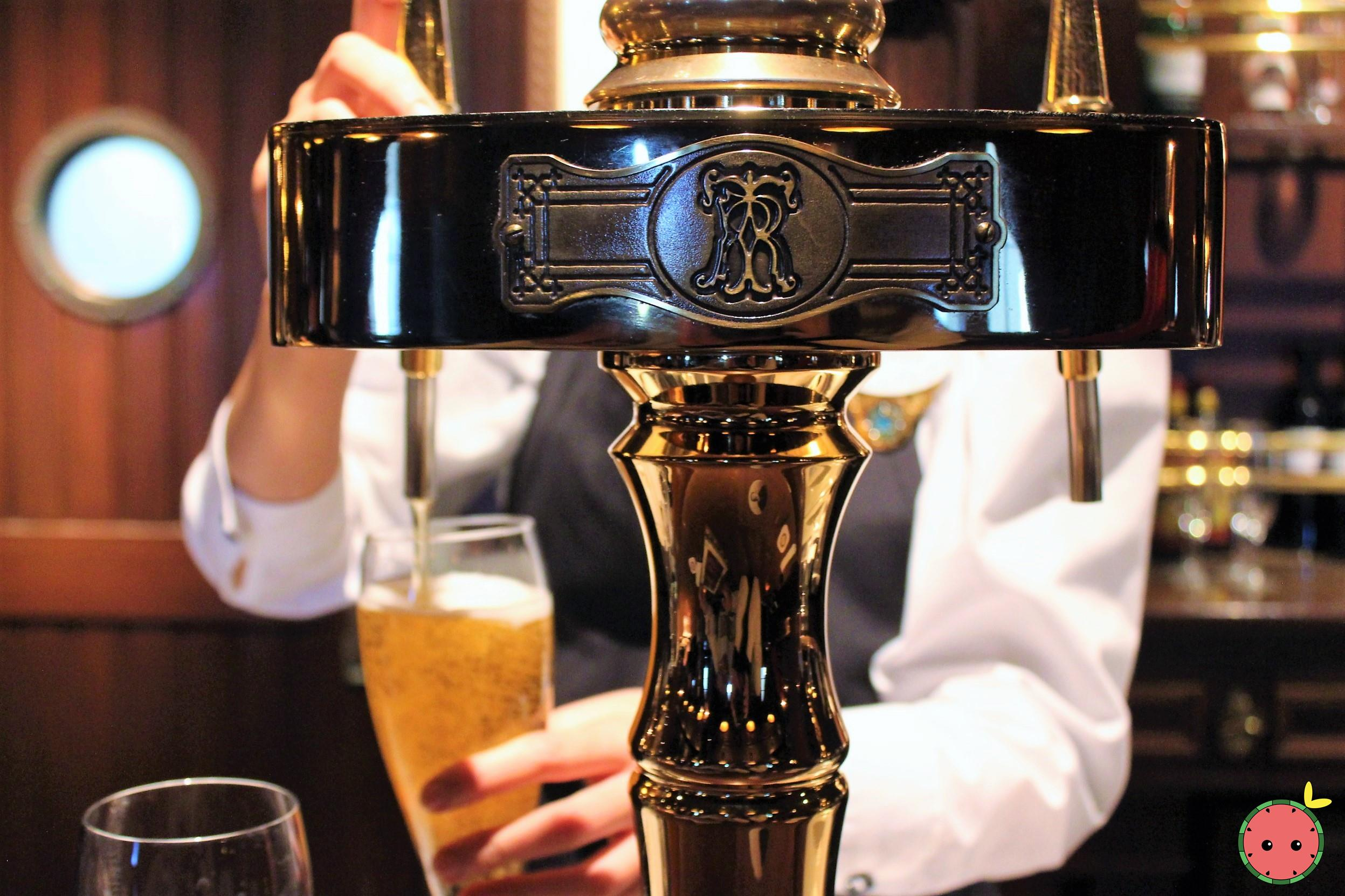 The Teddy Roosevelt Lounge Beer Dispenser 3