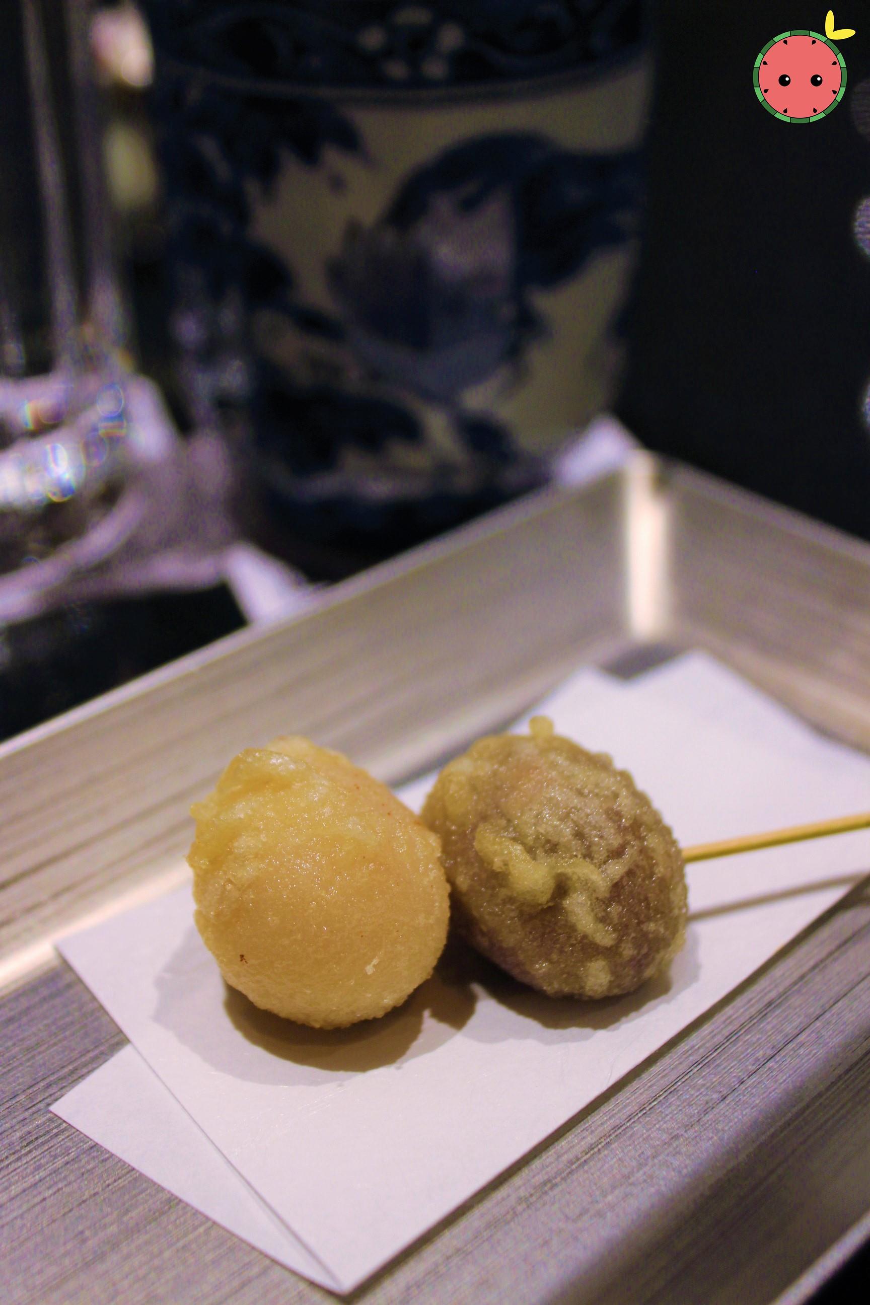 Yasaka-no-Tsuki Sweet Beans