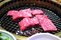 Combo 1 BBQ - Seng galbi, marinated galbi, bulgogi, ribeye (2)