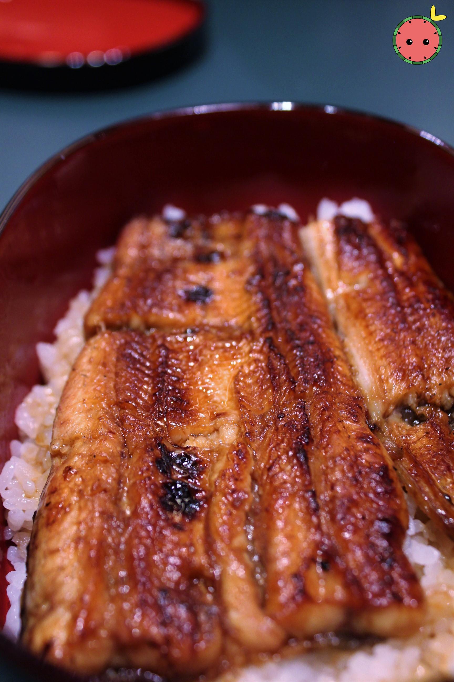 Unagi Don - Grilled Eel Rice Bowl 2