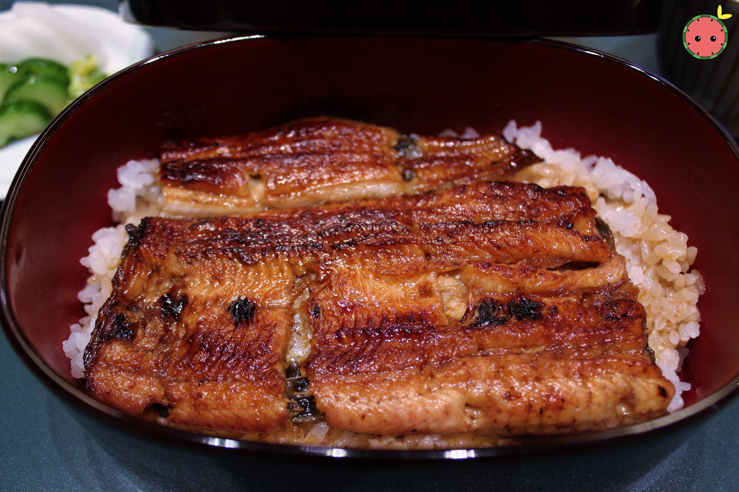 Unagi Don - Grilled Eel Rice Bowl