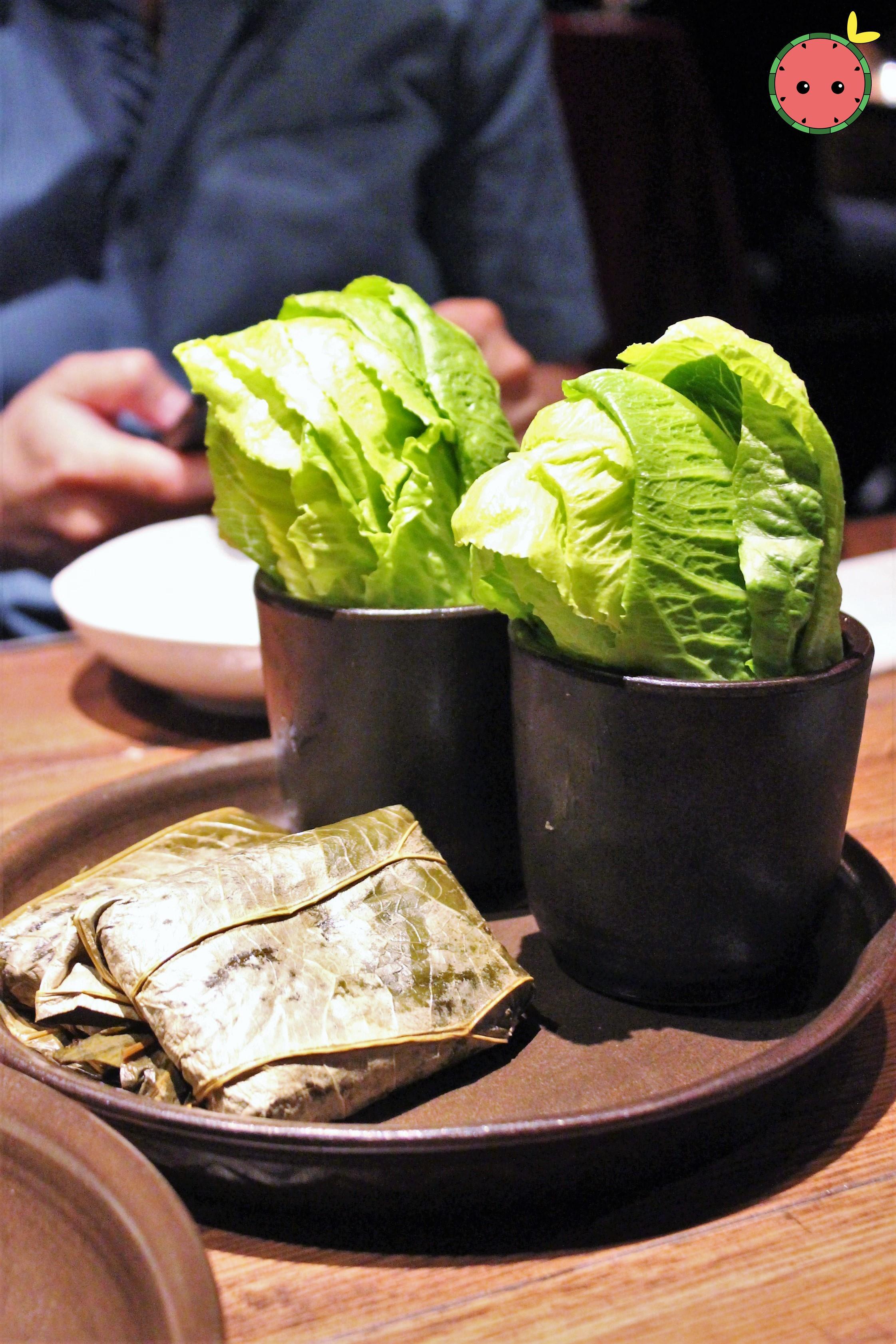 Leaf Wraps & Lotus Leaf Wrapped Sticky Rice