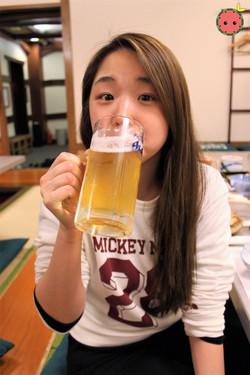 Steph & Beer