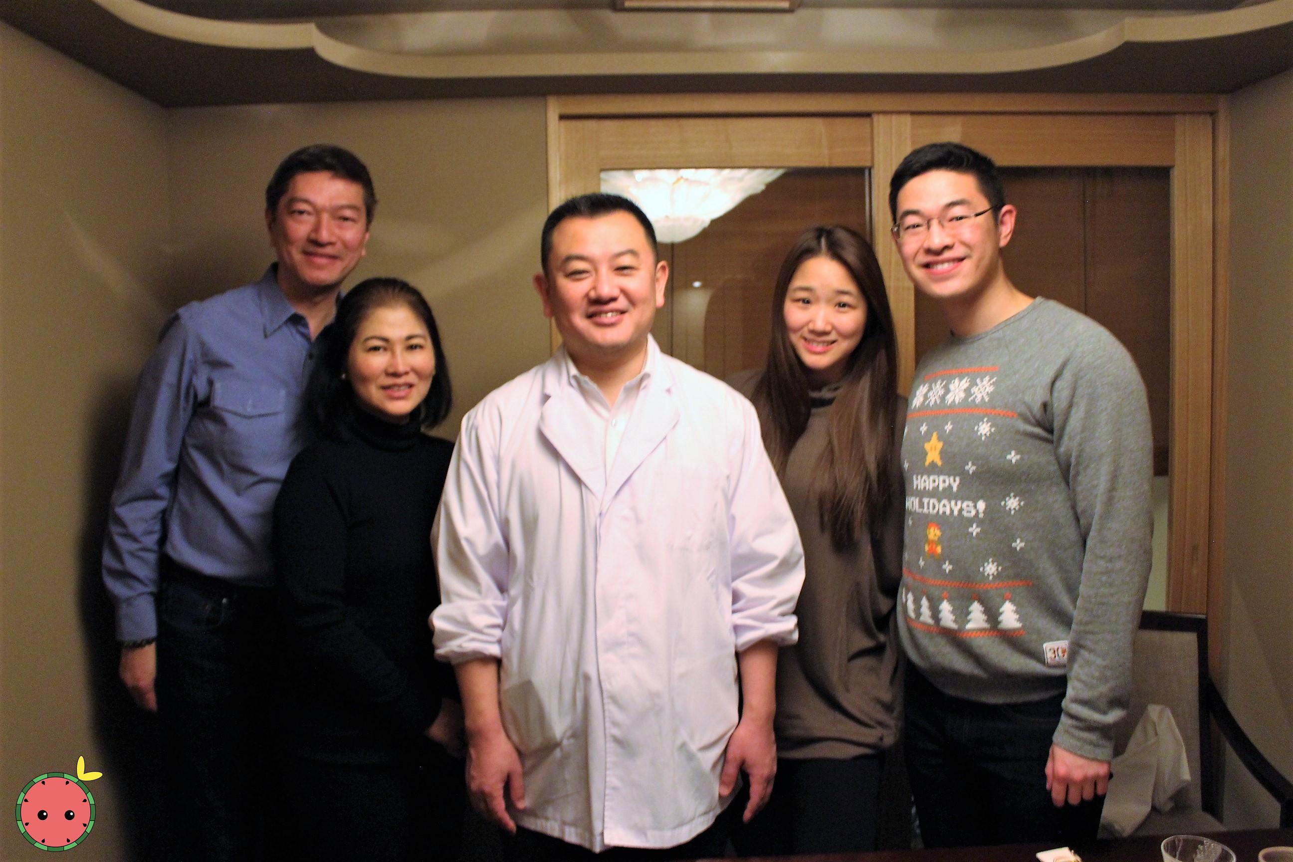 Our Amazing Chef, Toru Okuda