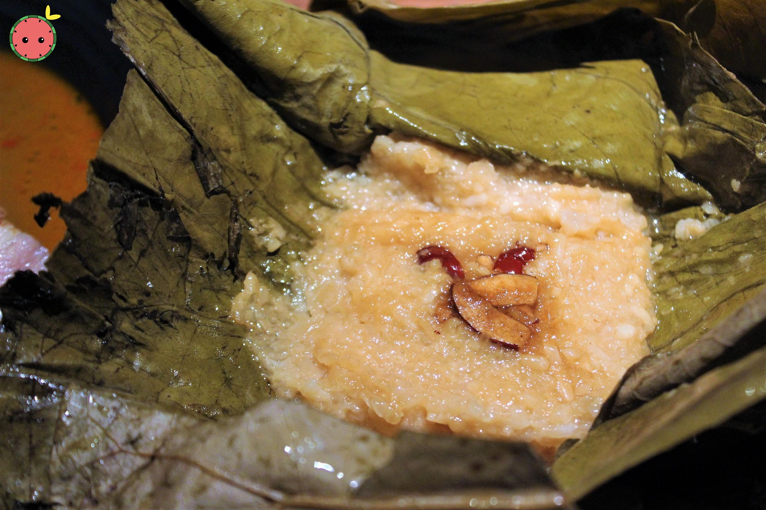 Lotus Leaf Wrapped Sticky Rice