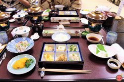 Arashiyama Benkei Ryokan - Breakfast (2)