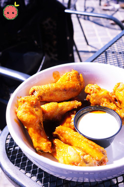 Creole Hot Wings (2)
