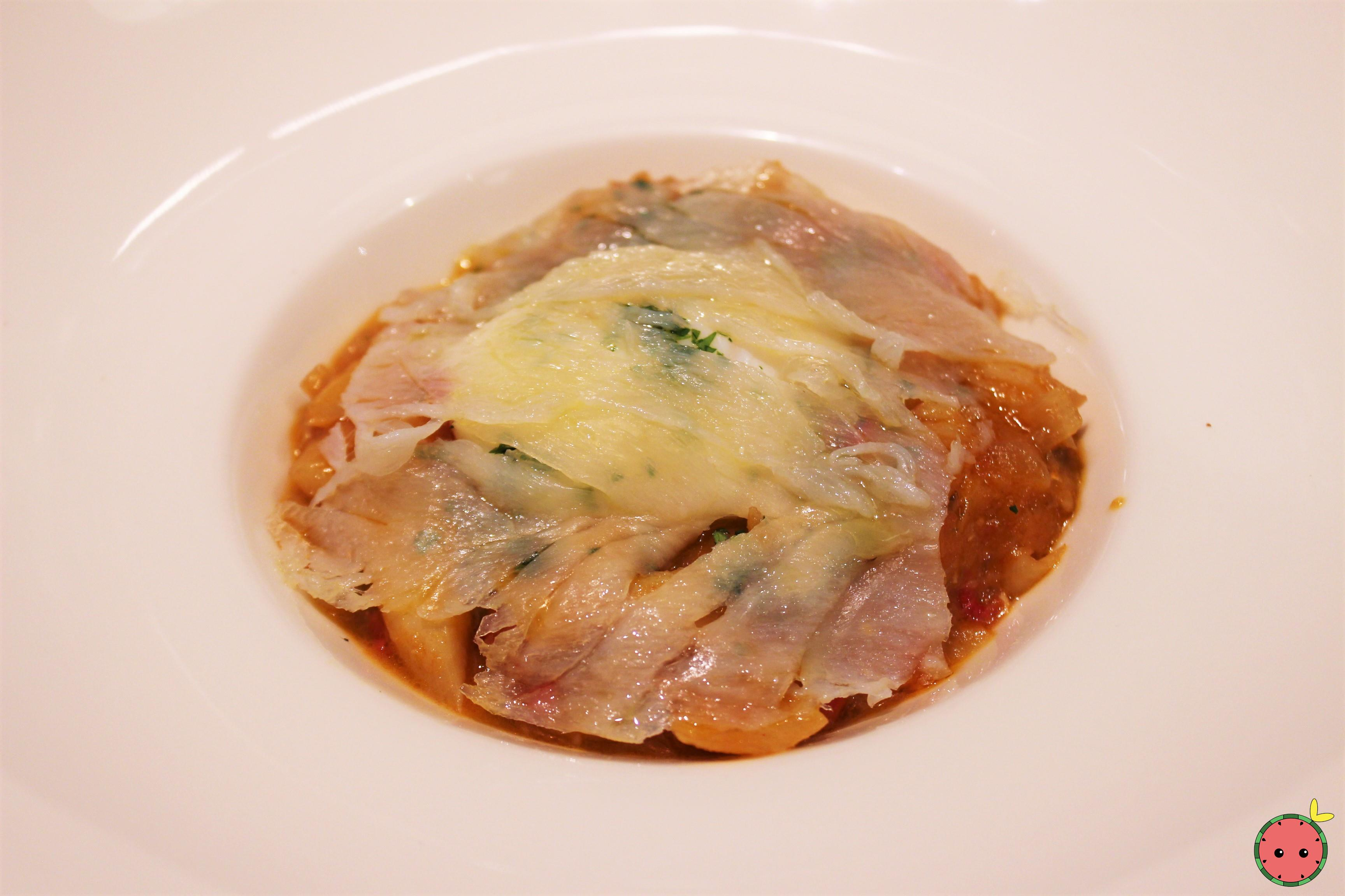 Ajoarriero Cod with Poached Egg (2)
