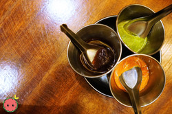 Dishoom's House-Made Sauces