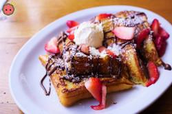 Nutella & Strawberry French Toast (2)