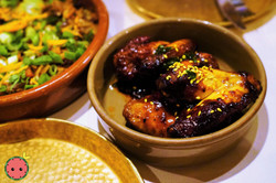 Tamarind & Ginger Chicken Wings
