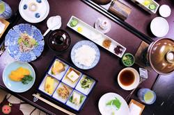 Arashiyama Benkei Ryokan - Breakfast