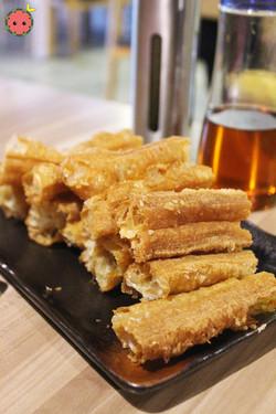 Taiwanese Fried Dough 油條