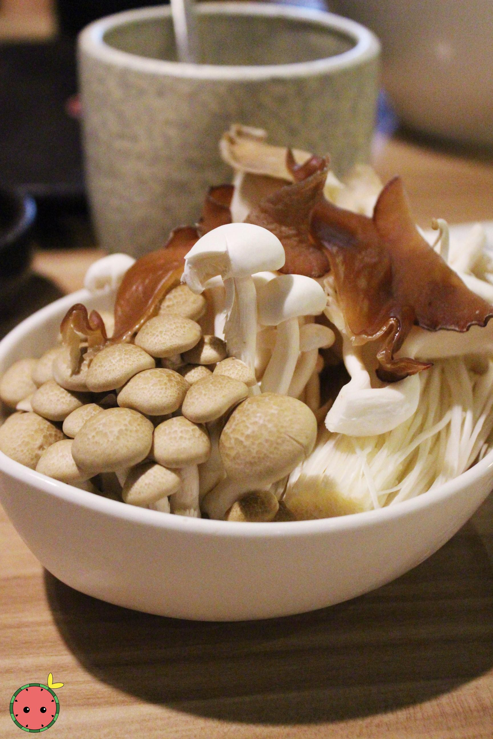 Mushroom Combo 綜合菇