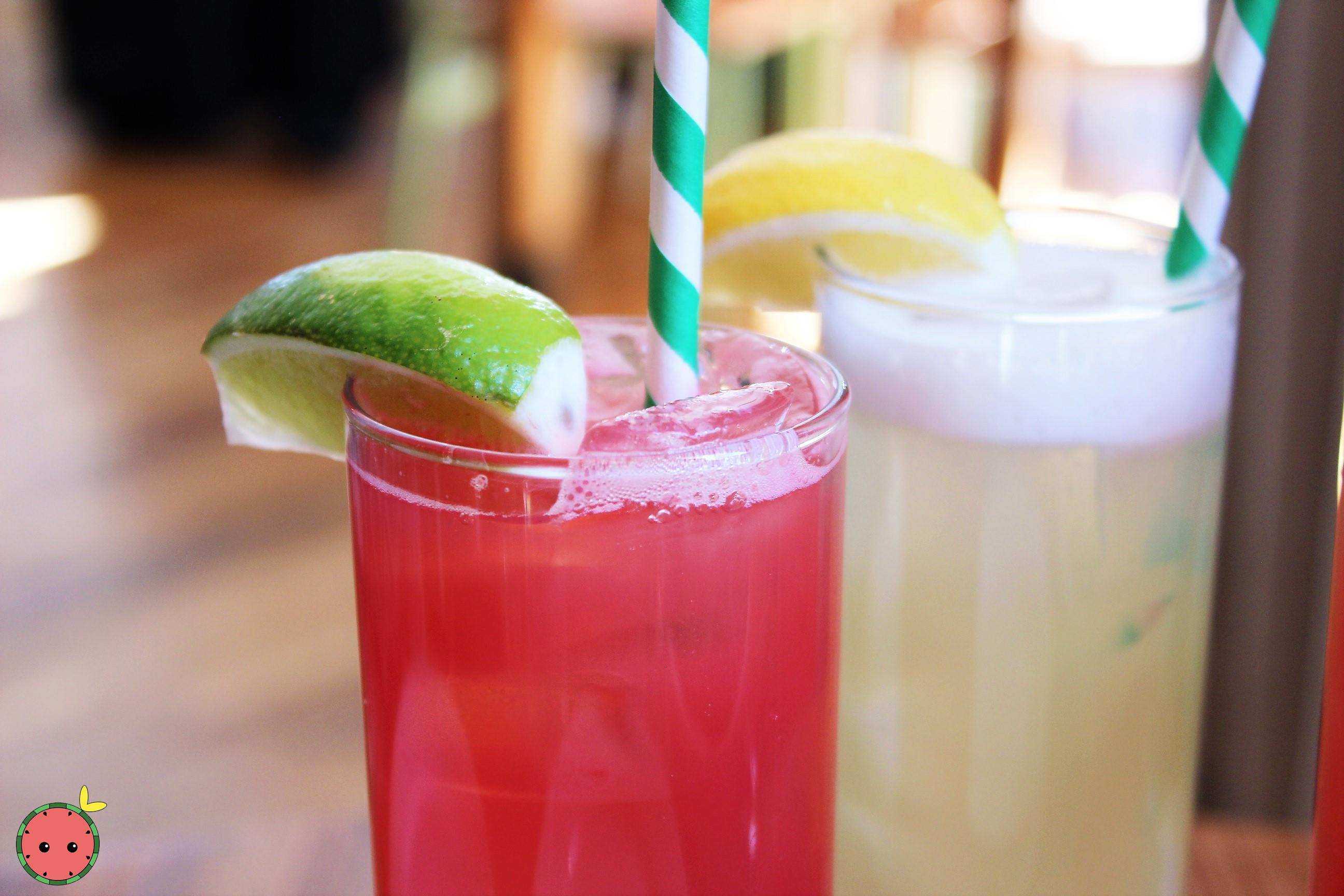Watermelon Juice & Lemonade 2