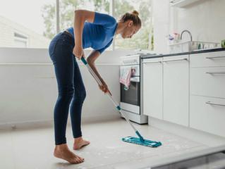 Como limpar o porcelanato corretamente e conservá-lo por muito mais tempo.