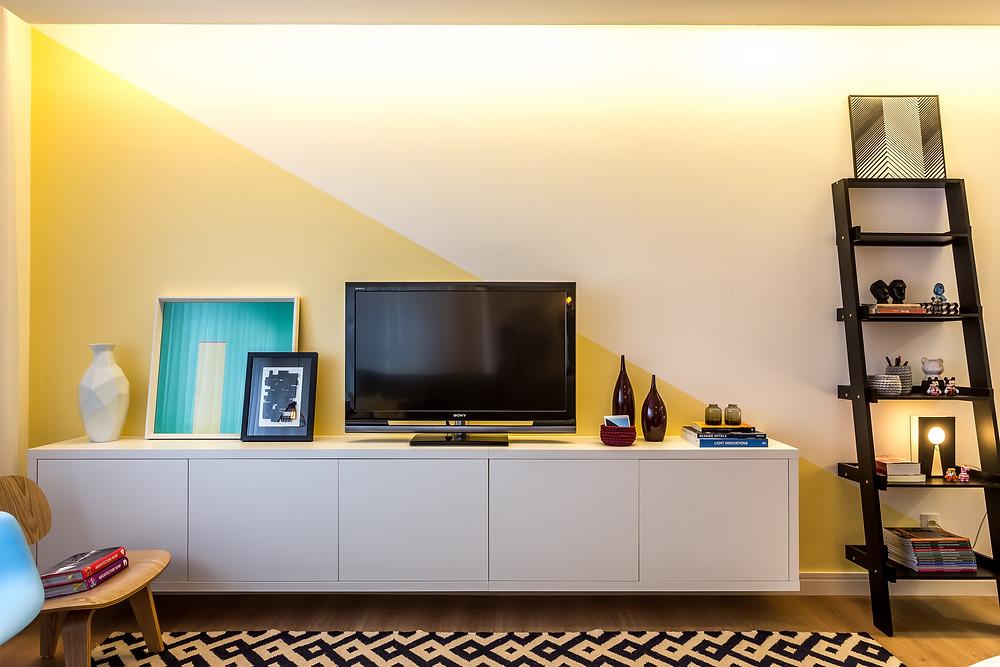 Apartamento TG, 2015. Foto: Eduardo Macários