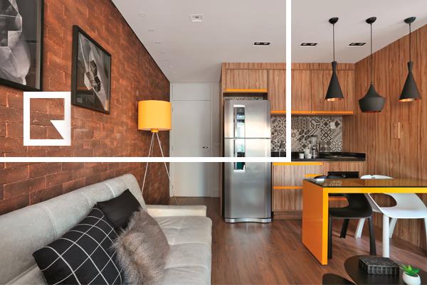 Porcelanato para apartamento pequeno