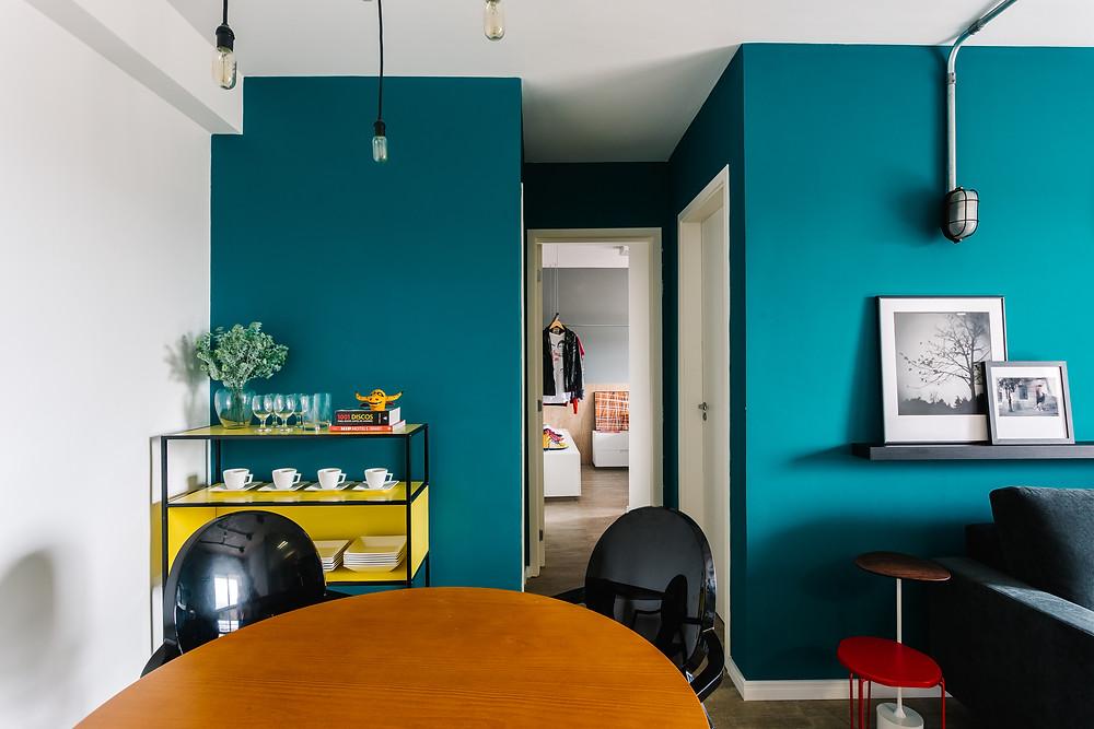 Apartamento BC 2015. Foto: Eduardo Macários