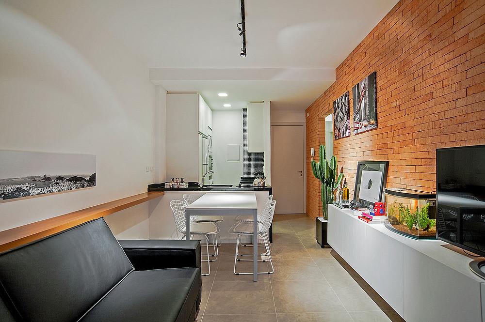 Apartamento LB, 2012. Foto: Rodrigo Ramirez