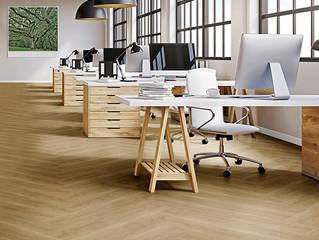 Saiba qual é o melhor piso para projetos corporativos