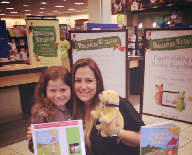 Barnes and Noble customer.