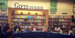 Barnes and Noble Author Panel